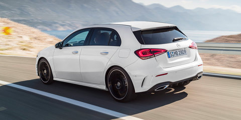 2018 Mercedes-Benz A-Class revealed, due in Oz from Q3