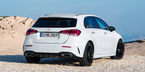 2018 A-Class platform will spawn at least eight variants