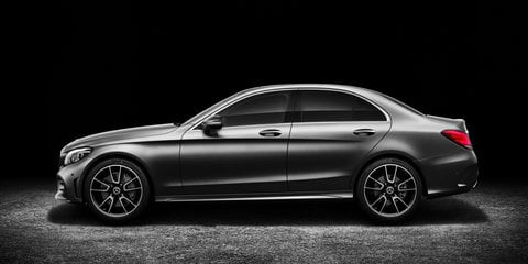 2018 Mercedes-Benz C-Class revealed, here in Q3