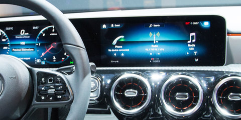 MBUX will 'quickly proliferate' throughout the Mercedes-Benz range