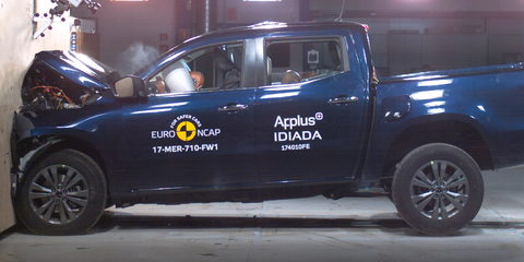 Mercedes-Benz X-Class headlines latest five-star ANCAP ratings