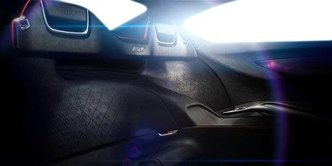 Pininfarina HK GT teased ahead of Geneva reveal