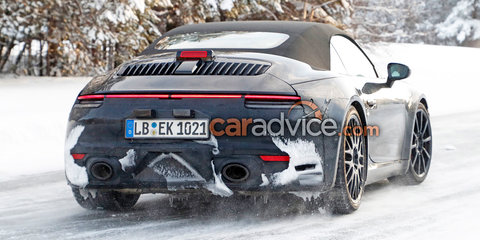 2019 Porsche 911 '992' unveiled... sort of