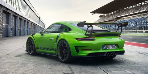 2018 Porsche 911 GT3 RS unveiled, priced from $416,500