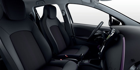 2018 Renault Zoe R110 revealed
