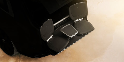 Rolls-Royce Cullinan to get fold-out boot seats
