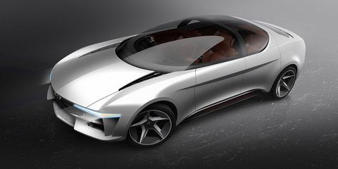 Sibylla EV announced with sliding windshield, gullwing doors