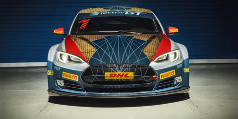 Tesla Model S racing series gets green light