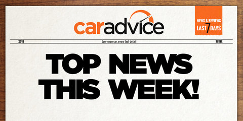 This week's top news stories: March 25