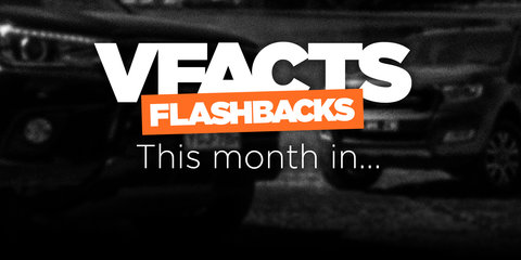 VFACTS Flashbacks: January in history