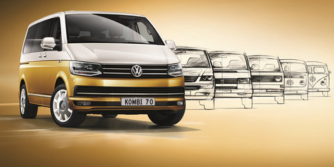 Volkswagen Multivan Kombi 70 pricing and specs