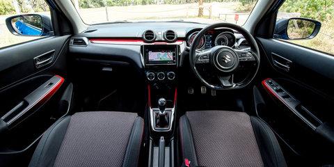 Suzuki Swift Sport Red Devil here in July from $29,156