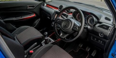 2018 Renault Clio RS Cup v Suzuki Swift Sport comparison