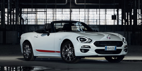 Abarth 124 GT, Fiat S-Design models revealed
