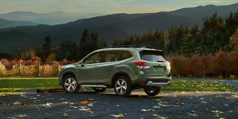 2019 Subaru Forester revealed