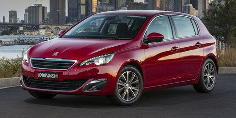 2014-15 Peugeot 308 recalled