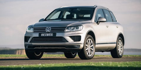 Volkswagen Touareg: Through the generations