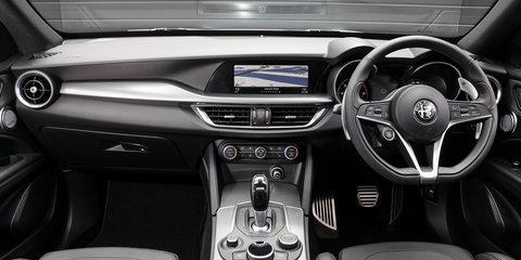 2018 Alfa Romeo Stelvio Ti announced from $78,900