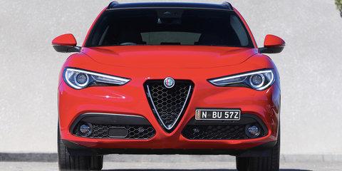 2018 Alfa Romeo Stelvio pricing and specs