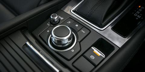 2018 Holden Commodore RS Sportwagon 2.0 petrol v Mazda 6 Touring Wagon comparison