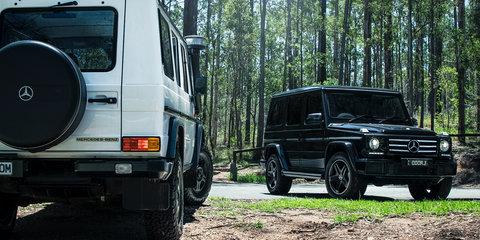 Mercedes-Benz G-Wagen: A love story