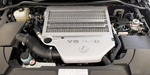 2018 Lexus LX450d pricing and specs