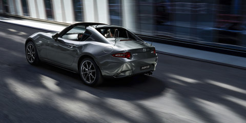 2018 Mazda MX-5 pricing and specs