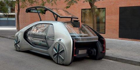 Renault EZ-GO concept revealed