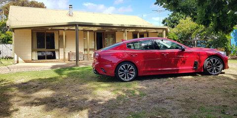 Cars We Own: 2017 Kia Stinger 330Si diary