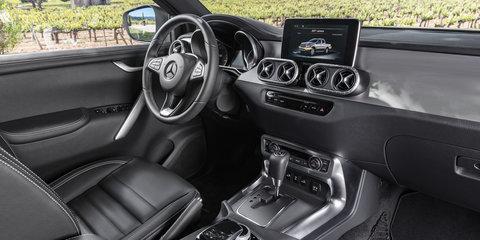 2018 Mercedes-Benz X350d review: X-Class V6 ride-along