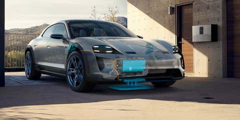 Porsche Mission E Cross Turismo revealed
