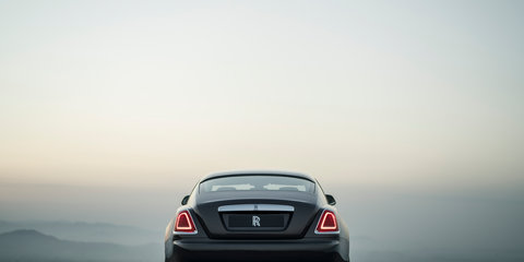 Rolls-Royce reveals limited edition Wraith Luminary Collection