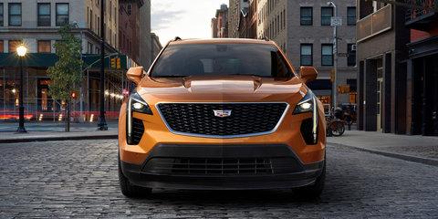 2018 Cadillac XT4 revealed in New York