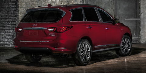 2019 Infiniti QX60 Limited, QX80 Limited revealed