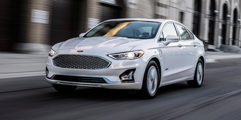 2019 Ford Fusion revealed