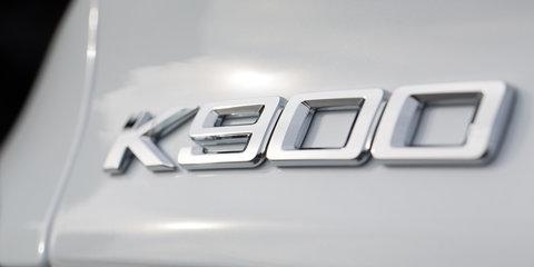 2019 Kia K900 fully revealed in New York