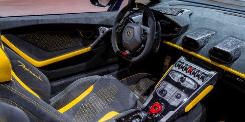 2018 Lamborghini Huracan Performante Spyder revealed - UPDATE