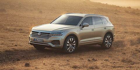 2019 Volkswagen Touareg revealed, here in Q2 2019