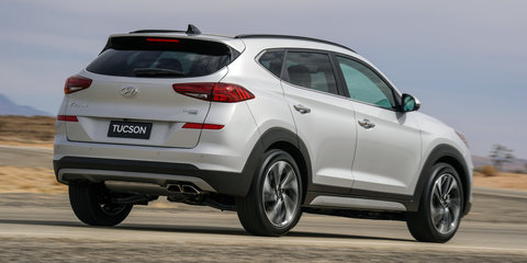 2019 Hyundai Tucson revealed - UPDATE