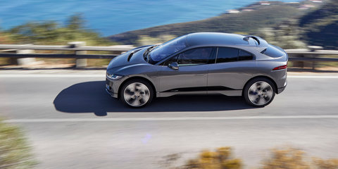 2019 Jaguar I-Pace revealed: $119,000 EV here in October
