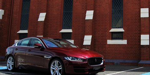 2015 Jaguar XE 20t Prestige review