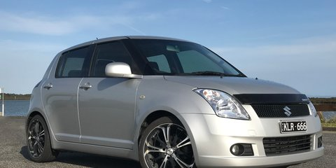 2007 Suzuki Swift S review Review