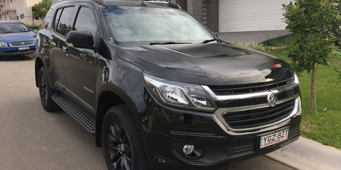 2018 Holden Trailblazer Z71 (4x4) review