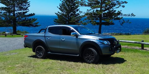 2017 Mitsubishi Triton GLS (4x4) Sports Edition review
