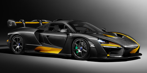 McLaren Senna Carbon Theme by MSO revealed
