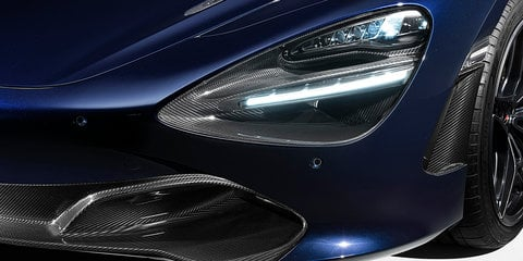 McLaren 720S Atlantic Blue by MSO revealed