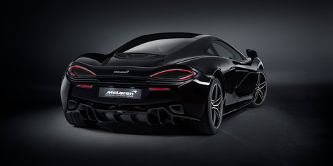McLaren 570GT 'MSO Black Collection' unveiled