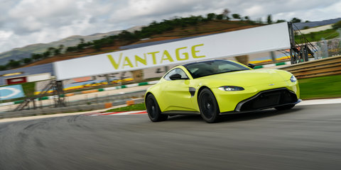 Aston Martin: Vantage exhaust not 'as crazy as AMG'
