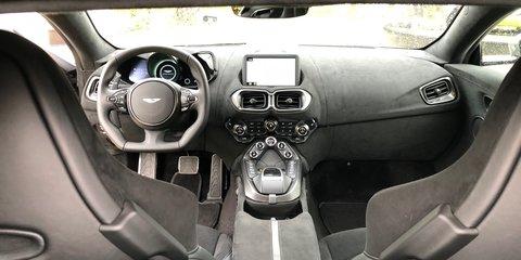 2018 Aston Martin Vantage: Key design points explained