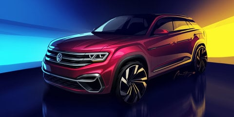 Volkswagen Atlas: Five-seat SUV coming to New York